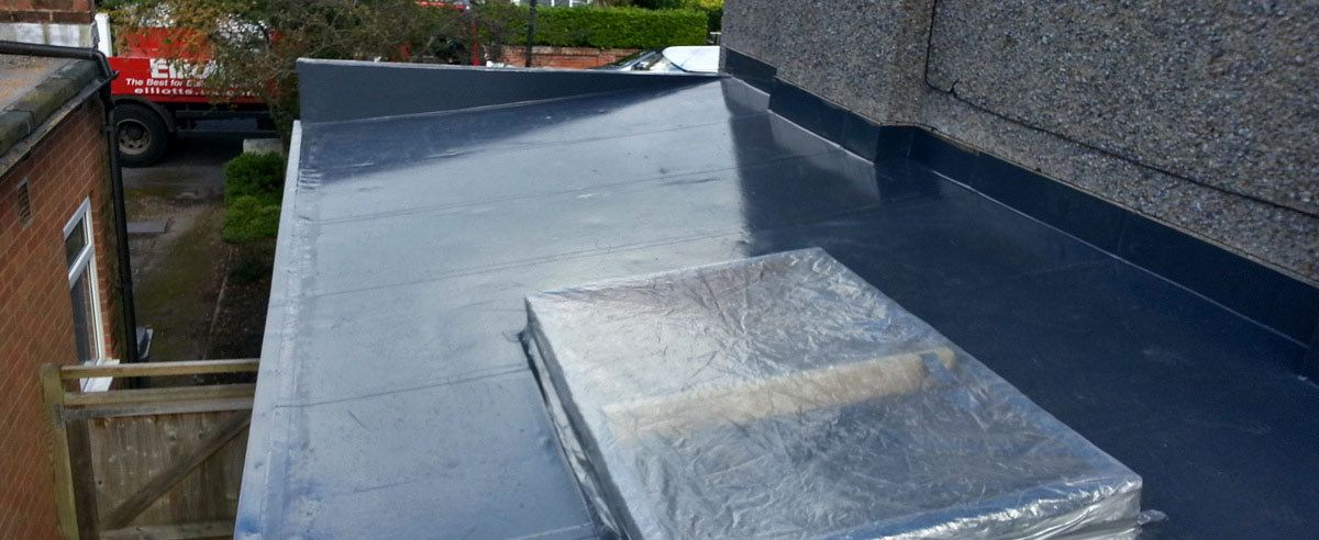 Pvc Eva And Epdm Single Ply Membranes Cp Flat Roofing